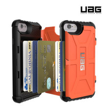 [UAG] 아이폰6/6S 카드수납케이스 ORANGE