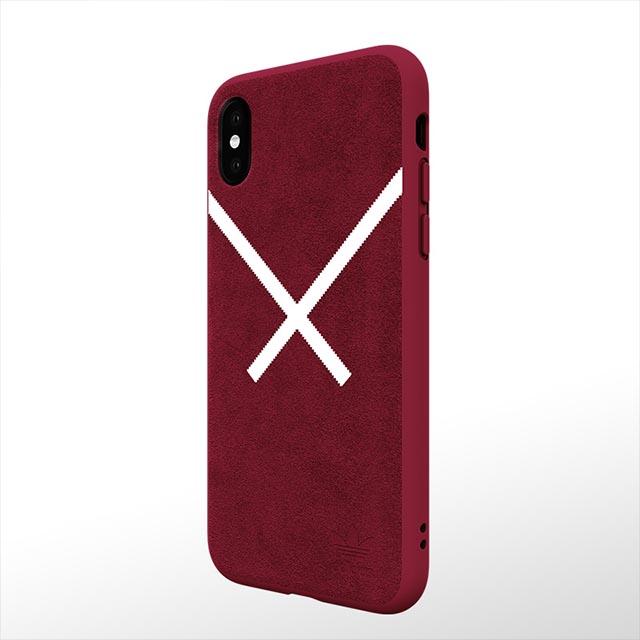 정품 아디다스 Adidas 아이폰 iPhone X 케이스 범퍼 TPU 가죽 스웨이드 슬림 : 용용팔팔 - 네이버쇼핑