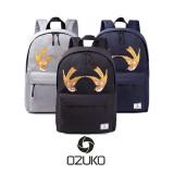 쓸데없이 고퀄 OZUKO-8900-1 여성백팩/직장인여성백팩/가벼운여성백팩/여성캐주얼백팩/여행용백팩/데일리백팩/여자 20대 대학생 30대 직장인 백팩 가방/배낭여행/여학생백팩