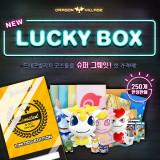[스페셜 아이템 코드 증정!]250개 한정판! 드래곤빌리지 뉴 럭키박스(NEW LUCKY BOX)