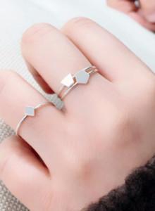 silver - 디자인 실반지 (초특가 은반지)