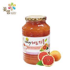 꽃샘 자몽차 / 자몽청 1kg