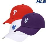 [MLB]엠엘비 빈티지 스몰로고 커브캡(32CP76741)