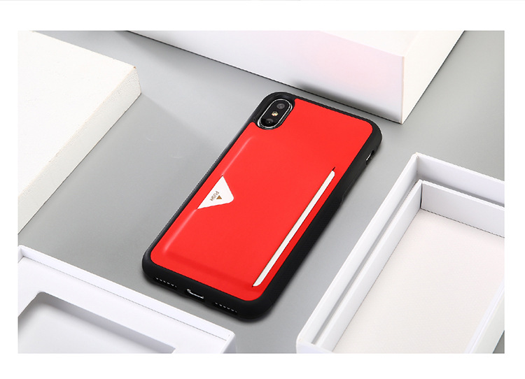 iPhone X 심플카드수납 케이스 3종 : MouThat - 네이버쇼핑