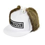[당일배송] 러셀르노 퍼 비비 캡 (화이트) - RUSSELUNO FUR B.B CAP CAP RS-72317