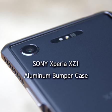 데빌케이스 XZ1 알루미늄 범퍼케이스 엑스페리아 XZ1
