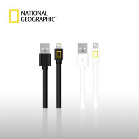 내셔널지오그래픽 USB 케이블 8핀(아이폰용)