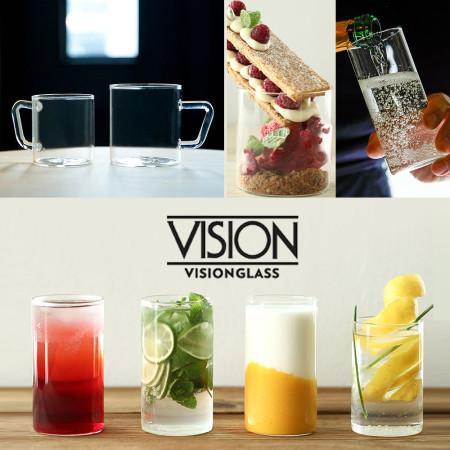 비젼글래스 예쁜컵,유리컵,까페컵,맥주컵,오븐 전자렌지 냉동고 사용이 가능한 100% 유리, 다양한사이즈