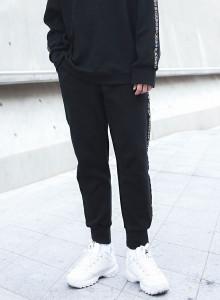 [블랙크러쉬 자체제작] 남자 트레이닝복 바지 트랙팬츠