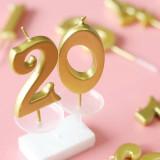 생일초/생일숫자초/골드숫자초/골드초