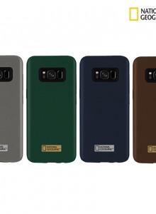 갤럭시S8(G950) 내셔널지오그래픽 하드쉘 메탈 엣지 이중 범퍼케이스