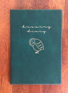 2018 owl diary 2018년 부엉이 다이어리