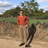 헨리넥 스웨터 (4color)
