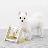 요기펫 - 요기팡팡 강아지 원목 노즈워크 통돌이 킁킁나무 분리불안 장난감
