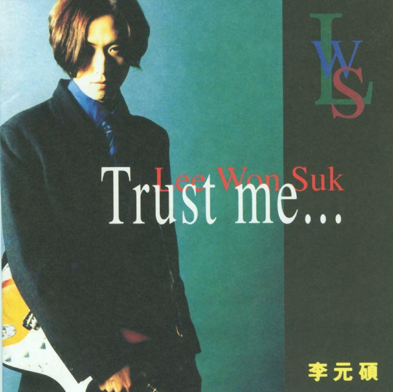 이원석 1집 - Trust Me... [CD] : 제나홀릭