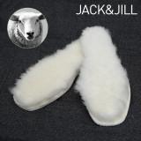 잭앤질 천연양털 깔창(J7400)