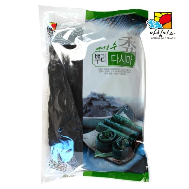 [아침미소] 수(秀) 뿌리다시마(1kg)