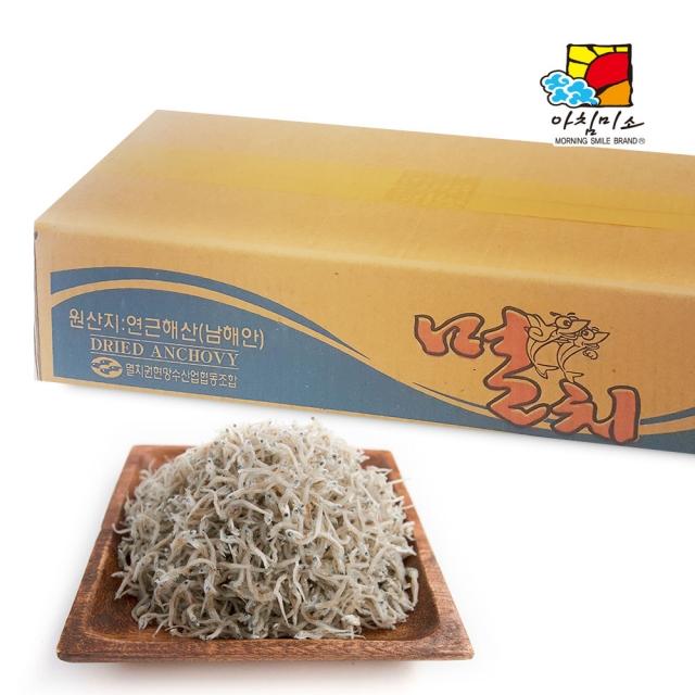 [아침미소] 수(秀) 지리멸치(1.5kg 특 원물박스)