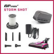 EUP VH806 스톰샷 차이슨 무선청소기 악세사리 모음전 배터리 / 바닥 전동브러쉬 [디씨프라이스KR]