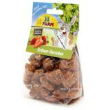 JR팜 스트로베리 하트 쿠키 150g - 토끼 기니피그 친칠라 햄스터 야채딸기 간식