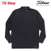 타이틀리스트 하이넥 기모 이너웨어 어패럴 스트레치 셔츠 골프웨어 TWMC1715 티디샵