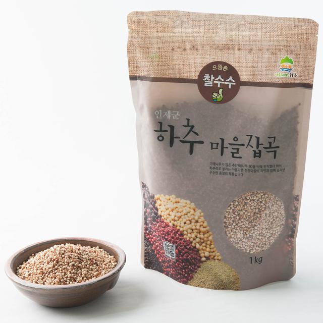 하추마을 잡곡 찰수수쌀[1kg]