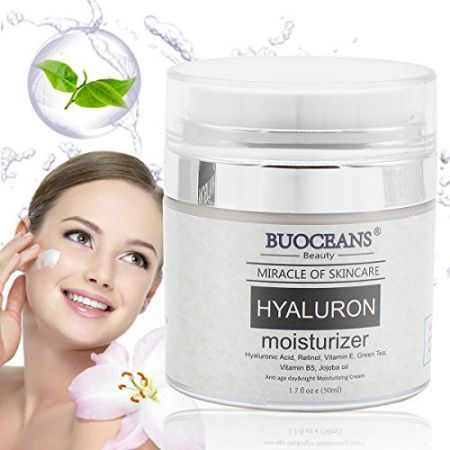 Hyaluronic Acid Cream for Face, Neck and Eye Area, Moisturizer Cream With Active Retinol, Vitamin C : 미르글로벌쇼핑 - 네이버쇼핑