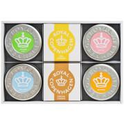 [선물세트] 로얄 코펜하겐 티 & 쿠키 세트 MS50 / ROYAL COPENHAGEN TEA & COOKIE GIFT SET