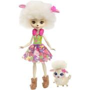 [미국] 요정 공주인형 Enchantimals Sage Skunk Doll