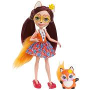 [미국] 여우 요정인형 엔찬티몰스 Enchantimals Felicity Fox Doll