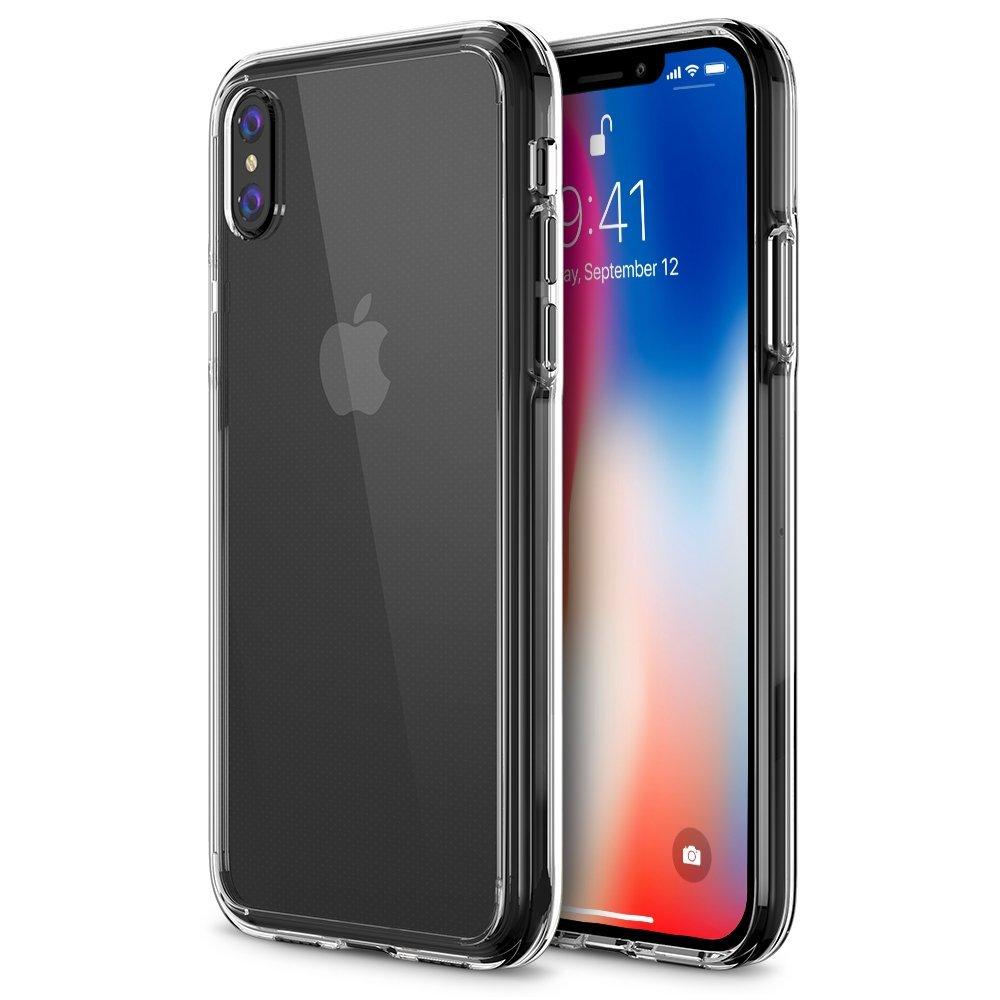 Блог им. ChelseaHaski: [해외]아이폰 X 케이스, Trianium [Clarium Series] iPhone X Clear Case w/ Reinforced TPU Bumper Hybrid Cu : 별토리 - 네이버쇼핑