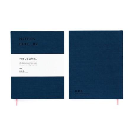 [달링클레멘타인]노트 (Darling clementine)R.P.S.notebook petrol blue