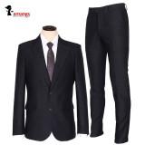 남자 정장T359 네이비 겨울 수트 싱글 양복