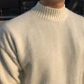 소프트 하프넥 니트 (6color)
