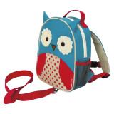 유아백팩 유치원 안전가방 부엉이 캐릭터가방 - Skip Hop Zoo Little Kids Owl
