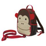 유아백팩 유치원 안전가방 원숭이 캐릭터가방 - Skip Hop Zoo Little Kids Monkey