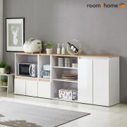 [룸앤홈]실용적인 주방가구 시리즈 렌지대, 수납장,오픈장
