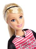바비인형 축구선수 - Barbie Made to Move The Ultimate Posable Soccer Player Doll