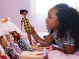 바비인형 치어풀 체크 패션인형 - Barbie Cheerful Check Fashion Doll