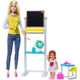 바비인형 선생님 - Barbie Career Teacher Doll and Playset