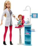 바비인형 치과의사 - Barbie Careers Dentist Playset
