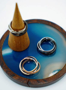 럭셔리해 3 for 1-ring (써지컬 스틸 2 in1 링 & 펜던트 )