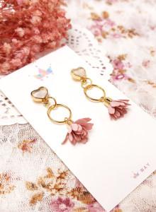 웨이웨이 러블리메이커(핑크) 귀걸이