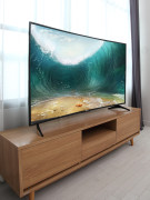 55인치 커브드 UHD TV 더함 코스모 M550UHD
