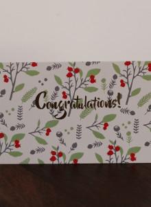 [ 패턴 카드 ] congratulations!
