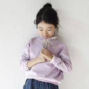 (봄신상)슈에뜨 레이스 러플티[그린, 퍼플] 5호~17호