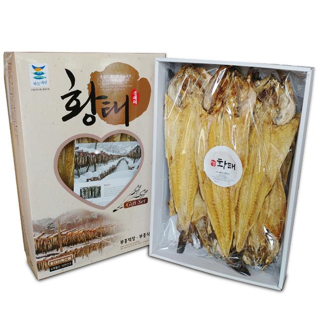 [부흥덕장] 황태포 선물세트(고급형:47~48cm 10미)
