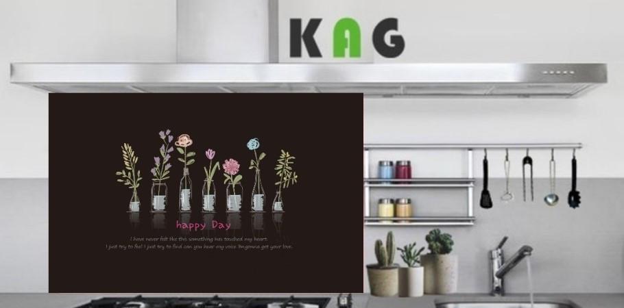 주방아트보드키친아트갤러리(디자인  ) 해피데이 (Large 사이즈)