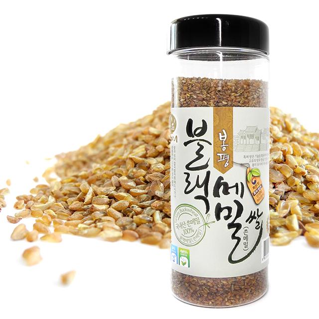 소애봉평블랙메밀(쓴메밀쌀) 350g