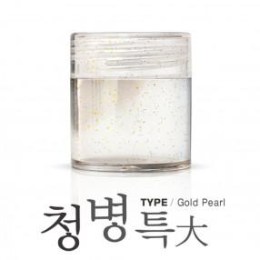 청병특大(금펄)/100개/환/국산/인쇄/사출/수출용